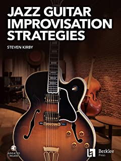 Jazz Guitar Improvisation Strategies