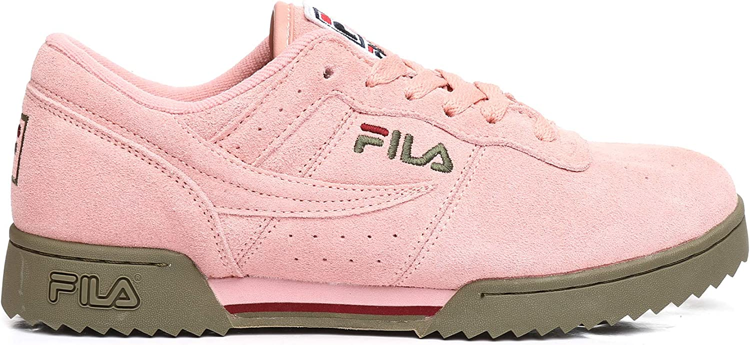 Fila Mens Original Fitness Ripple Suede Padded Insole Fashion Sneakers