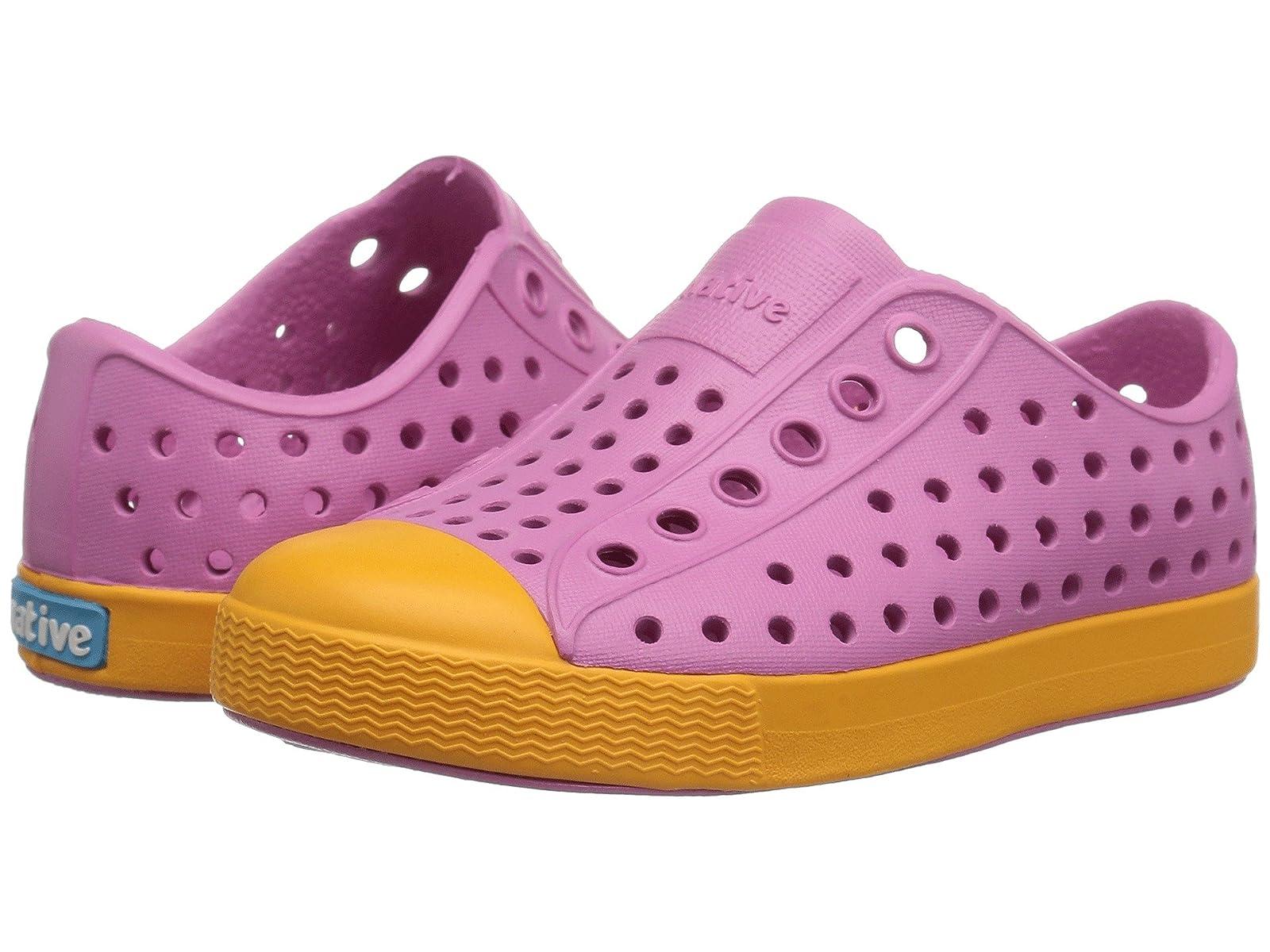 Native Kids Shoes Jefferson (Toddler/Little Kid)Atmospheric grades have affordable shoes