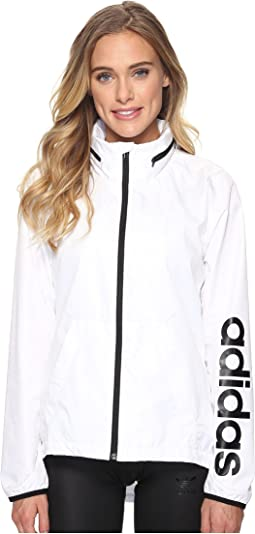 Linear Windbreaker
