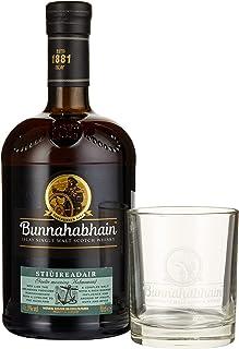 Bunnahabhain Stiùireadair - Geschnkset Mit Originalem Whisky Tumbler Von - Single Malt Whisky 1 X 0.7 L