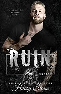 Ruin: Kings of Carnage MC - Prospects (Kings of Carnage - Prospects Book 1)