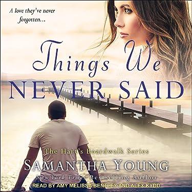 Things We Never Said: A Hart's Boardwalk Novel