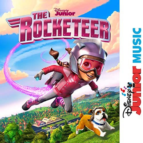 Disney Junior Music: The Rocketeer By Cast