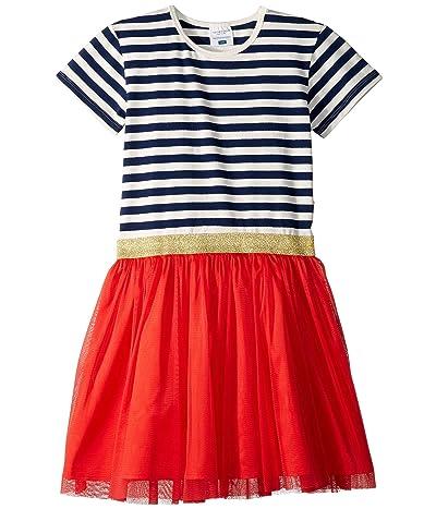 Toobydoo Tulle Party Dress (Toddler/Little Kids/Big Kids) Girl