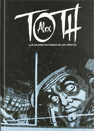 Alex Toth, Las mejores historias de los años 50