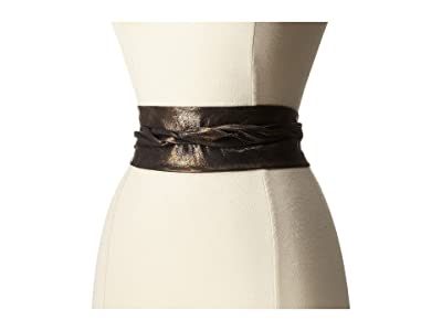 ADA Collection Obi Classic Wrap Belt (Midnight) Women