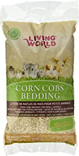Living World Lecho Sanitario de Mazorca Corn Cobs Natural - 5 L