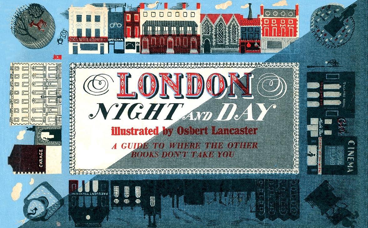 軽量自転車言い聞かせるLondon Night and Day, 1951: A Guide to Where the Other Books Don't Take You (Old House) (English Edition)