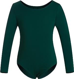91968ac7b Amazon.com  Green - Leotards   Girls  Sports   Outdoors