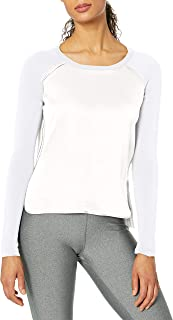 X by Gottex Womens XGS-121T Fabric Mixing Sweatshirt Shirt