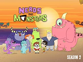 Nerds and Monsters Season 2 Vol 4