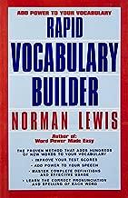 Rapid Vocabulary Builder