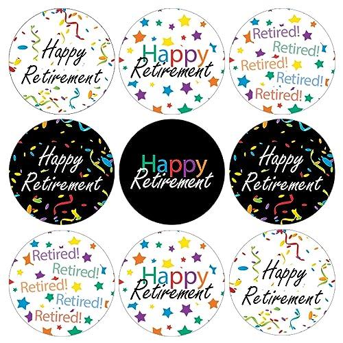 Happy Retirement Retirement Party Treat Candy Boxes Party Mini Favor Boxes Set of 12