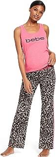 Womens Tank Top and Pajama Pants Lounge Sleepwear Set