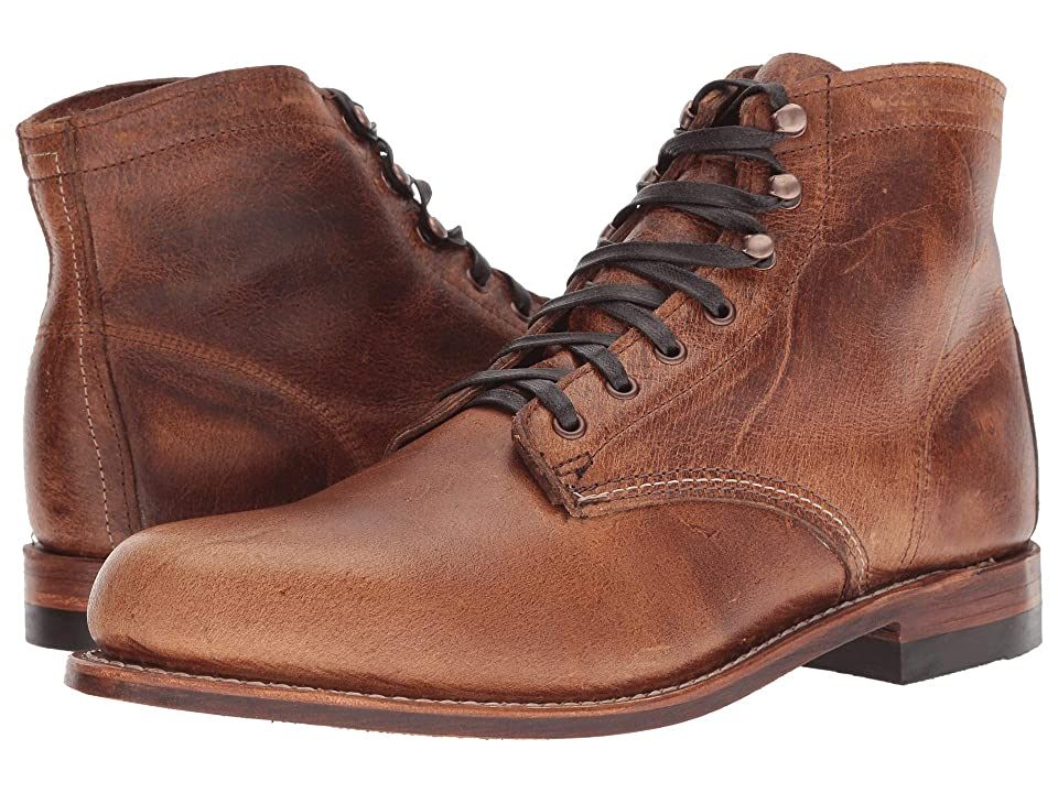 Wolverine Heritage Original 1000 Mile 6 Boot (Cognac) Men