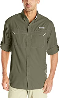 Columbia Men's Low Drag Offshore Long Sleeve Shirt, UPF...
