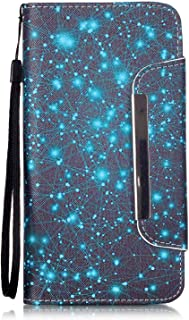 Firefish Galaxy Note 5 Case, [Kickstand] [Card/Cash Slots] Durable Leather Full Body Protection Wallet Case with Magnetic Closure Wrist Strap for Samsung Galaxy Note 5