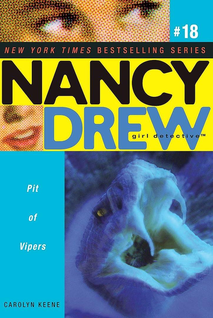 礼儀ウェイトレス再撮りPit of Vipers (Nancy Drew (All New) Girl Detective Book 18) (English Edition)
