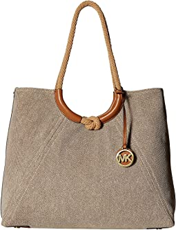 Isla Ring Shoulder Tote