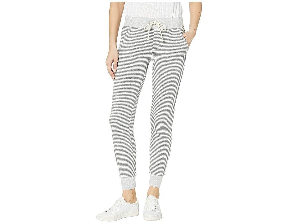 Alternative Eco Fleece Jogger Pants (Eco Grey Classic Stripe) Women
