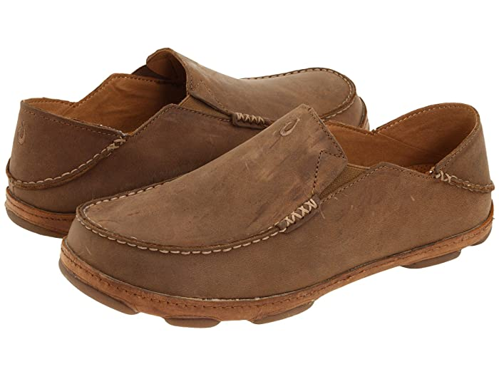 Moloa  Shoes (Ray/Toffee) Men's Slip on  Shoes
