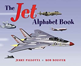 The Jet Alphabet Book (Jerry Pallotta's Alphabet Books)