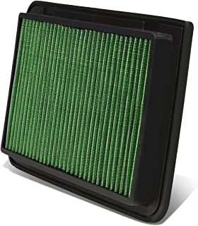 DNA Motoring AFPN-112-GN Drop In Panel Air Filter [For 01-13 Highlander Solara Camry]