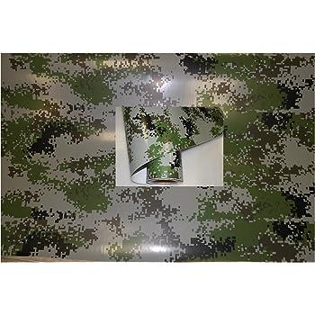 Könighaus 7 15 M2 Marines Digital Camo 400 X 152 Cm Blasenfrei Mit Anleitung Camouflage Autofolie Auto
