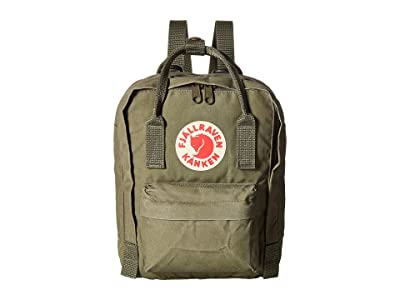 Fjallraven Kanken Mini (Green) Backpack Bags