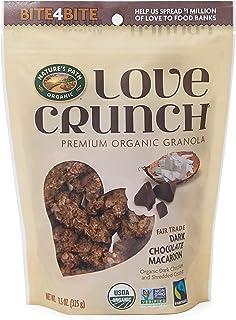 Nature's Path, Organic Granola, Dark Chocolate Macaroon, 1 Ct, 11.5 Oz