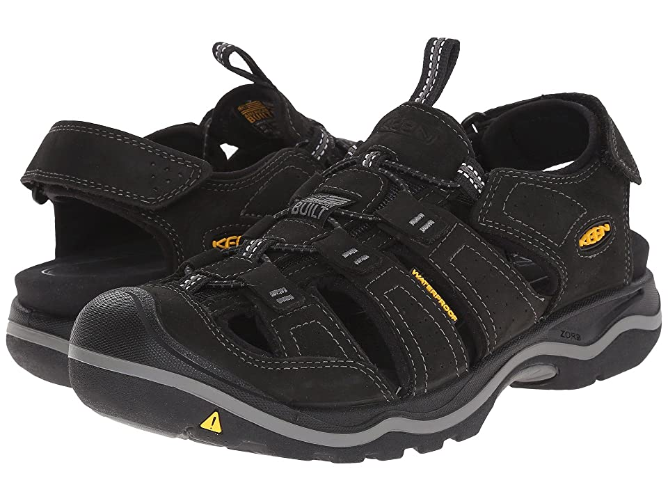 be2068a18bc ... UPC 887194663521 product image for Keen - Rialto (Black/Gargoyle) Men's  Shoes ...
