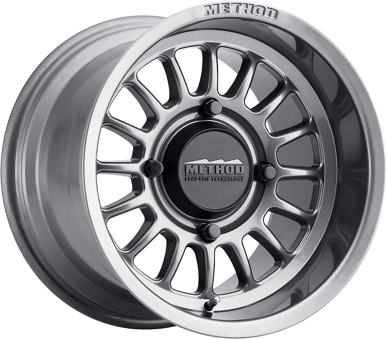 Method Race Wheels 411 Gloss Titanium Bombing new work 15x7