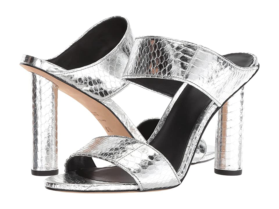 Diane von Furstenberg Etta-2 (Silver) Women