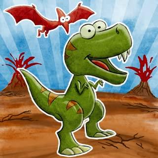 Dinosaur Genius Test - Kids educational app - Fun Dinosaur Game For Children