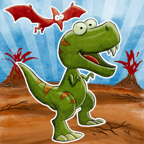 Dinosaur Genius Test - Kids educational app - Fun Dinosaur Game For Children
