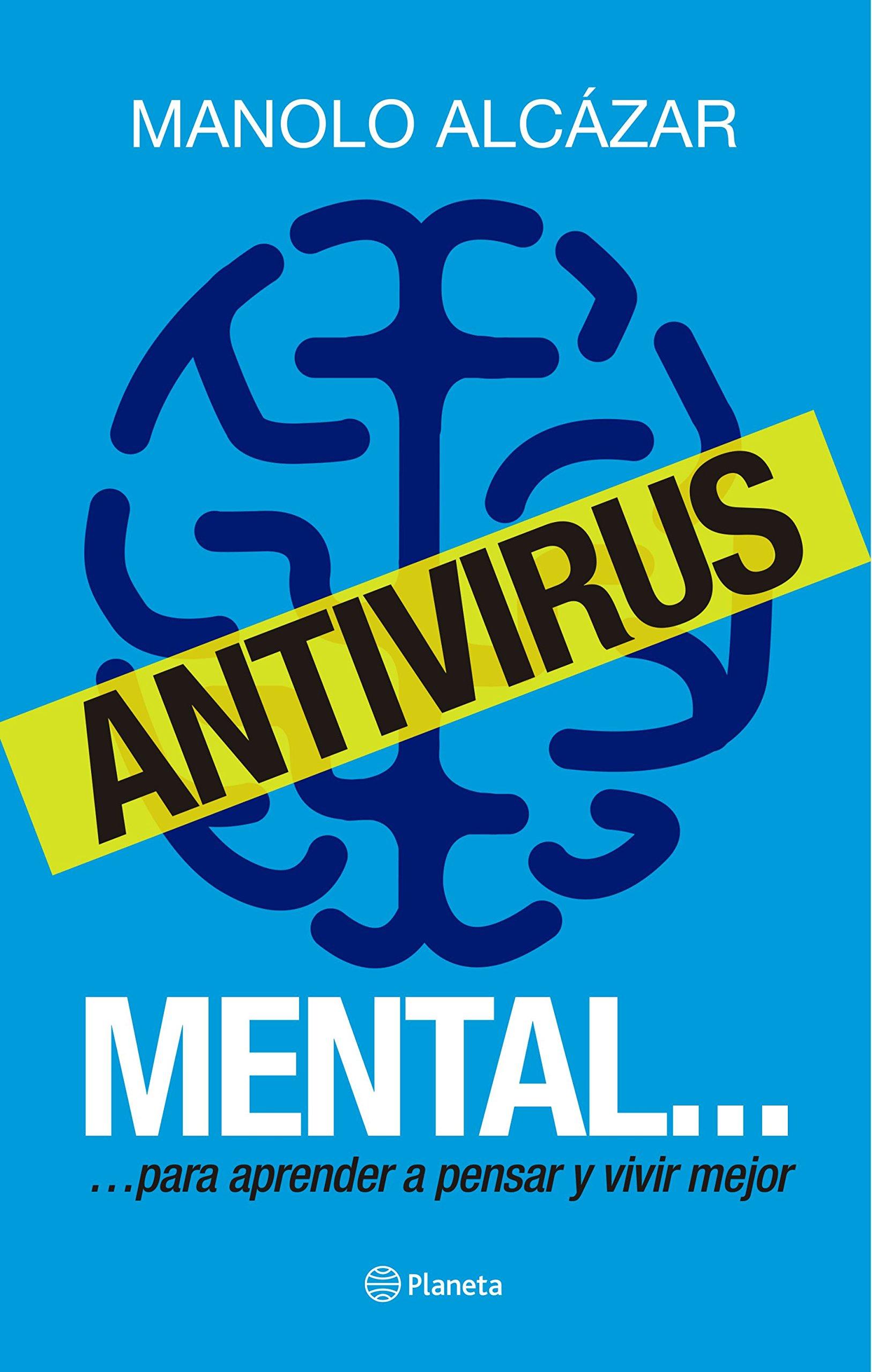 Antivirus mental (Spanish Edition)