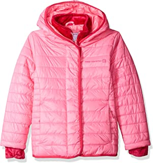 Free Country Girls' Quilted Cire Bib Jacket