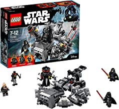 LEGO Star Wars - Transformación de Darth Vader