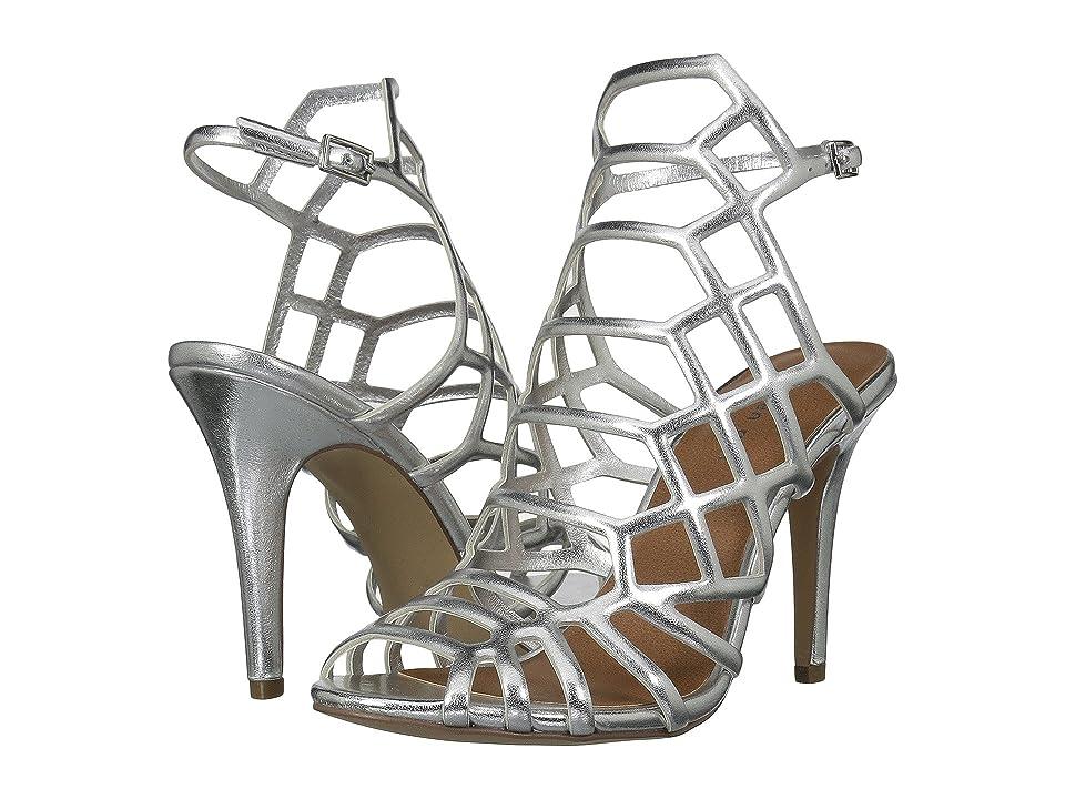 Madden Girl Directt (Silver Paris) High Heels