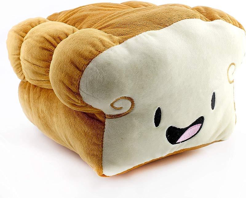 Attatoy Bread Plush Pillow Zero The No Carb Plush Toy 12 X 9 X 6 Stuffed Loaf Of Bread