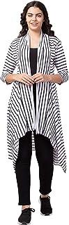 FurryFlair Hosiery Lycra Long Shrug for Women