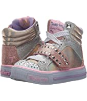 SKECHERS KIDS - Shuffles 10854L Lights (Little Kid/Big Kid)