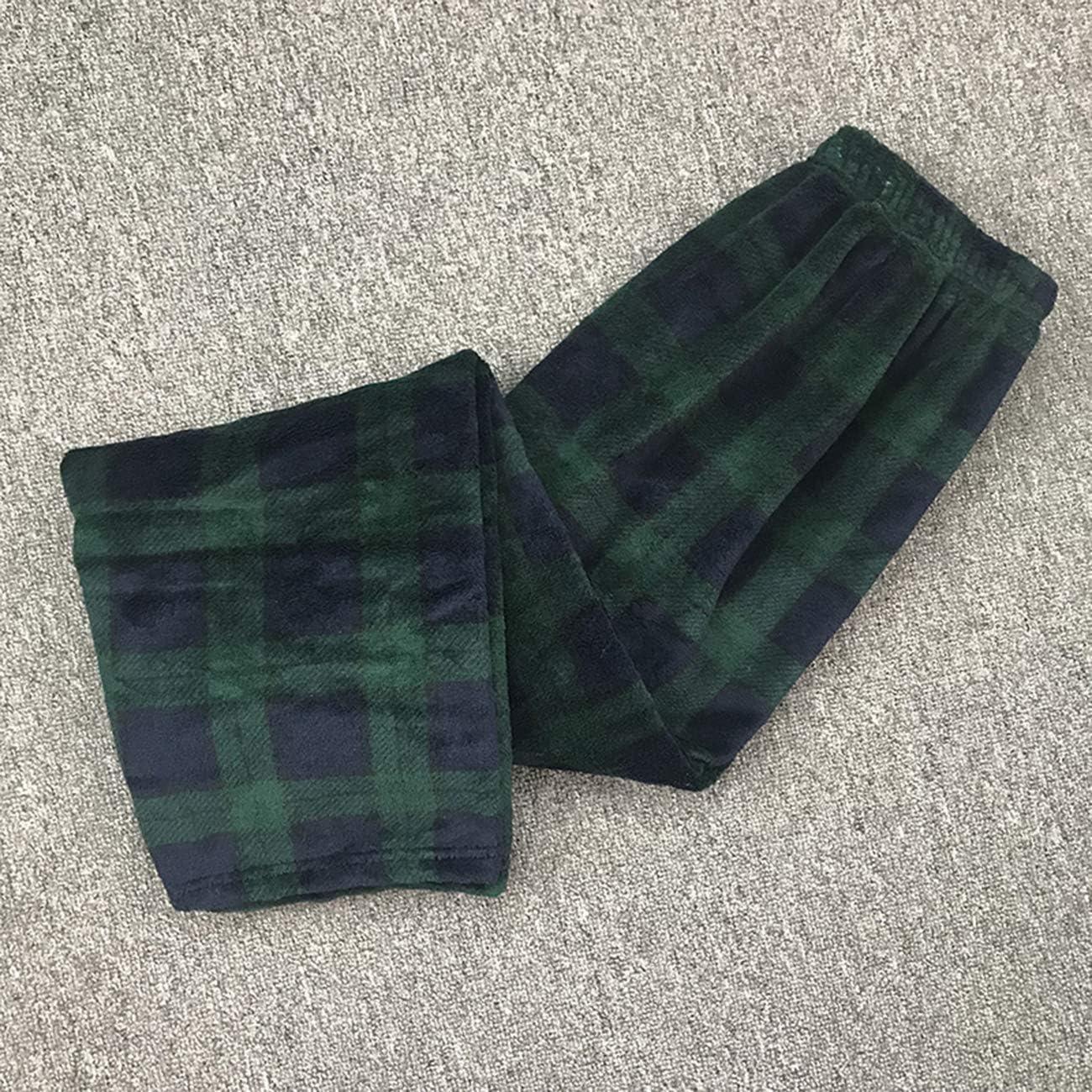 Pantaloni da pigiama da donna D-Pink in pile caldo PJS