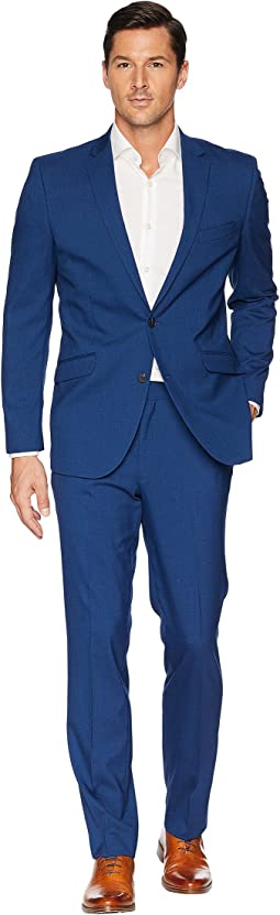 Slim Fit Performance Suit w/ Stretch