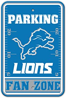 detroit lions fan zone