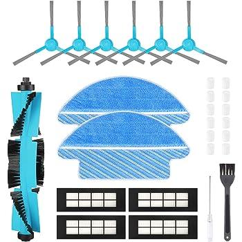 Isincer Kit de Accesorios de Repuesto Compatible con la aspiradora ...