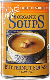 Amy's Soups, Low Sodium Butternut Squash