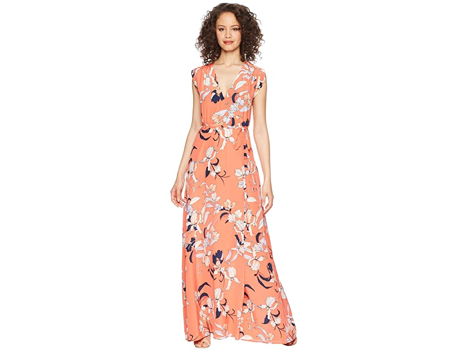 Yumi Kim Swept Away Maxi (Orchid Blush/Coral) Women