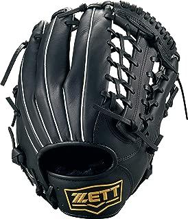 ZETT(ゼット) 軟式野球 ソフトボール 兼用 グラブ (グローブ) ライテックス オールラウンド用 ブラック(1900) サイズ:5